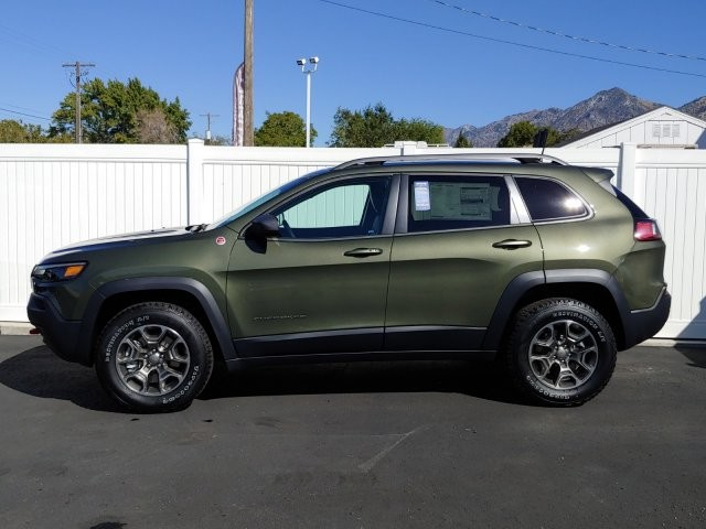 New 2020 JEEP Cherokee