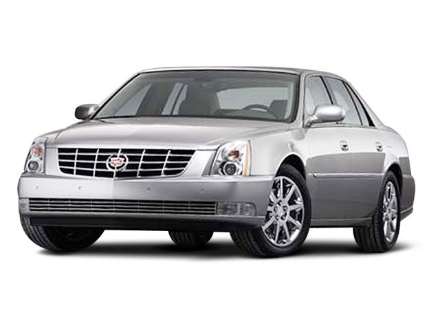 Pre-Owned 2008 Cadillac DTS w/1SC