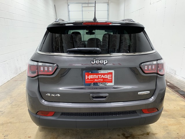 New 2019 JEEP Compass
