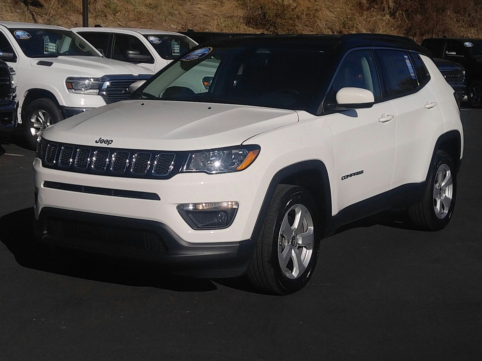 New 2020 JEEP Compass