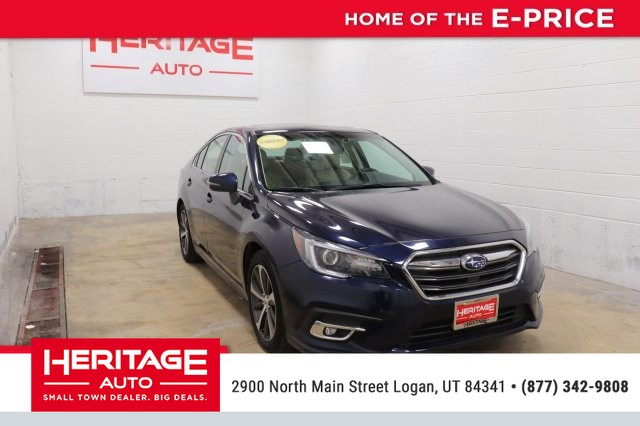 Pre-Owned 2018 Subaru Legacy Limited