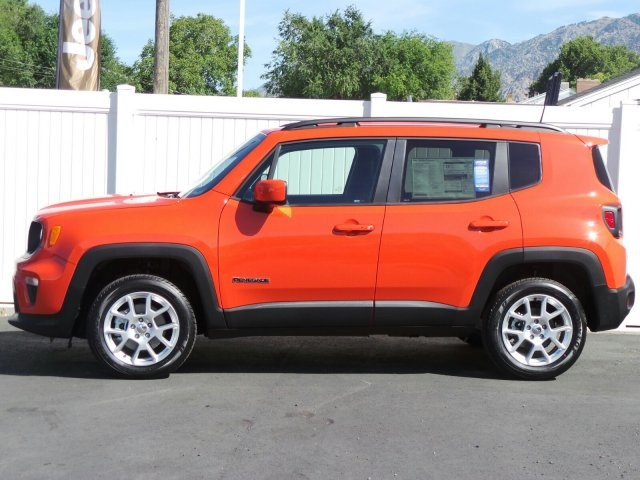 New 2019 JEEP Renegade