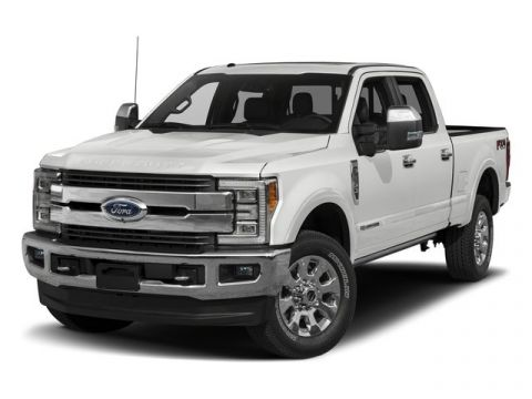 Pre-Owned 2018 Ford Super Duty F-350 SRW