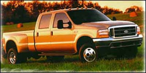 Pre-Owned 2002 Ford Super Duty F-350 DRW