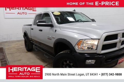 Pre-Owned 2016 Ram 2500 Outdoorsman